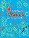 J'apprends l'heure en dessinant - 9782842182786 - Millepages - couverture