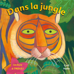 Dans la jungle - 9782842183325 - Millepages - couverture