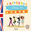 J'apprends l'anglais en chantant (Livre-CD) - 9782842183820 - Millepages - couverture