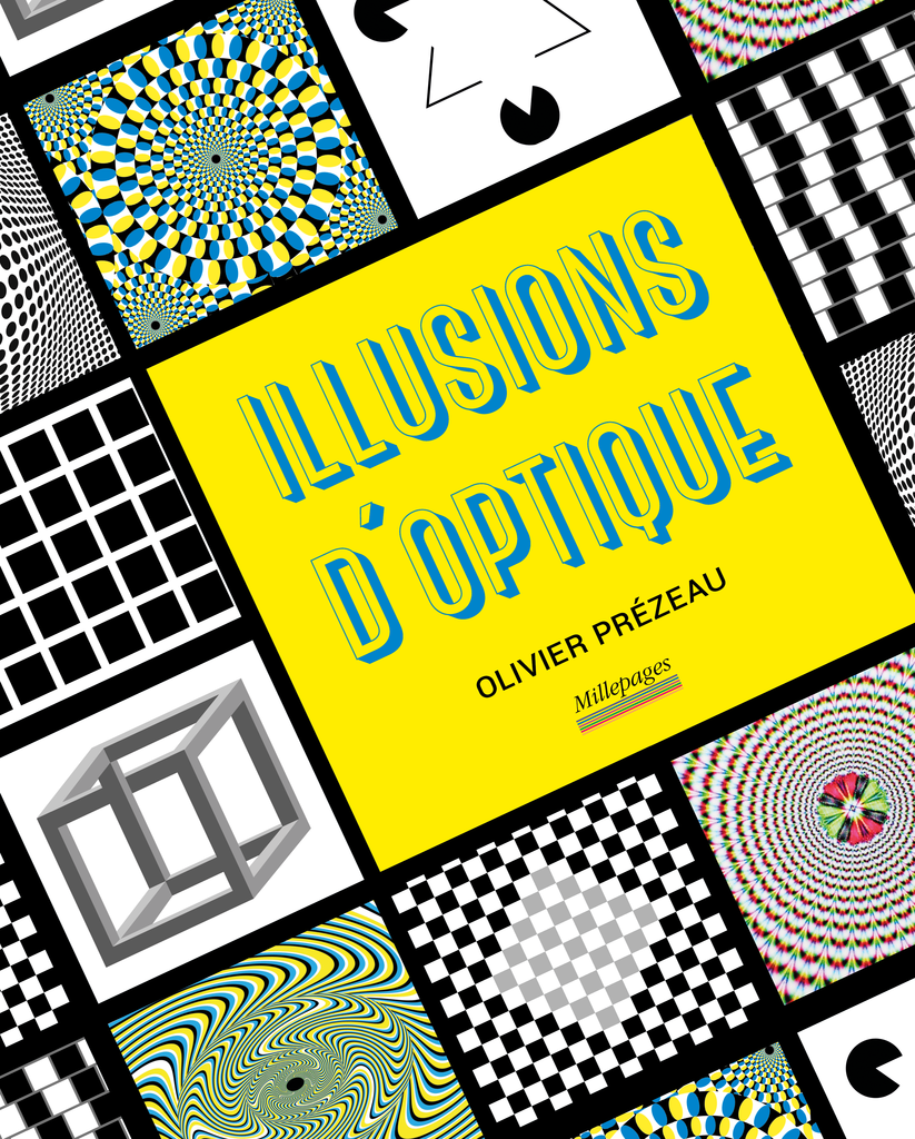 Illusions d'optique - 9782842184209 - Millepages - couverture