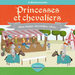 Princesses et chevaliers, version couverture souple - 9782842184322 - Millepages - couverture